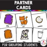 Partner Pair Ups