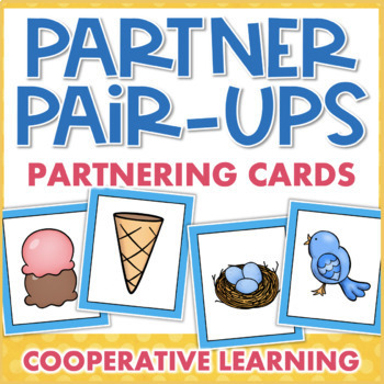 Partnering Cards for Cooperative Learning