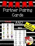 Partner Pairing Cards