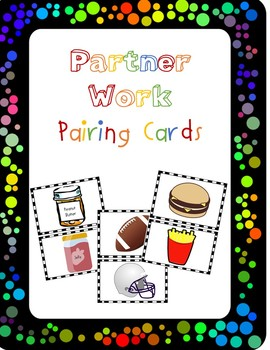 Partner Pairing Cards