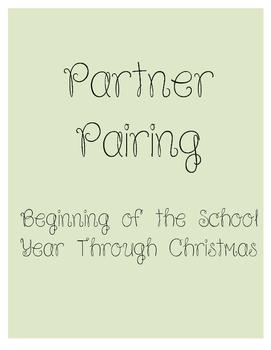 Partner Pairs