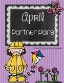 Partner Pairs - April