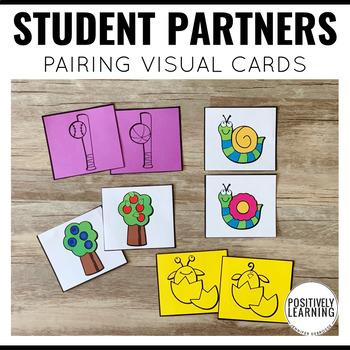 Partner Pairs Student Grouping Classroom Set
