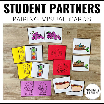 Partner Cards Classroom Set