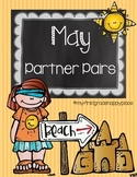 Partner Pairs - May