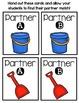 Partner Pairs - May