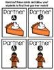 Partner Pairs - November