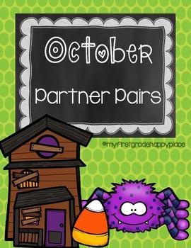 Partner Pairs - October