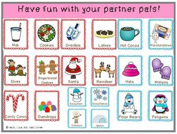 Partner Pals-December & January