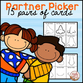 "Cooperative Learning Tool ""Quickly Grouping Students"" (Partner Picker)"