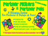 Partner Pickers & Partner Pals, St. Patrick's Day, A Grouping System