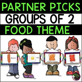 Partner Picks (Food Theme)