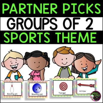 Partner Picks (Sports Theme)