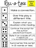 Partner Play Discussion/Response Sheet FREEBIE