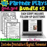 Fluency Practice: Partner Plays BUNDLE for 2nd and 3rd... SET 2!! (90 scripts)