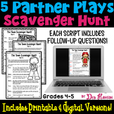 Partner Plays: A Town Scavenger Hunt