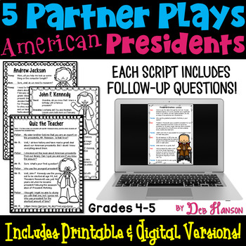 Partner Plays: American Presidents