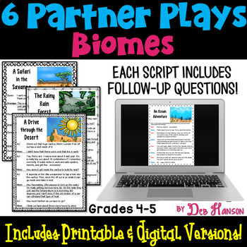 Partner Plays: Biomes
