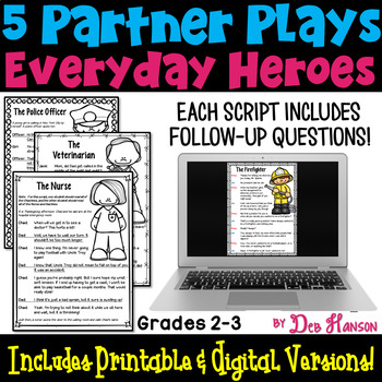 Partner Plays: Everyday Heroes