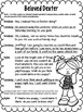 Character Traits Partner Plays