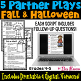 Partner Plays: Fall & Halloween