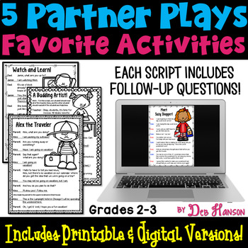 Partner Plays: Favorite Activities