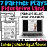 Partner Plays: Figurative Language