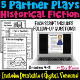 Historical Fiction Partner Plays