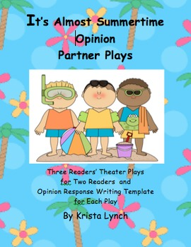 Partner Plays:  It's Almost Summer Time!