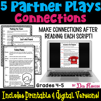 Partner Plays: Making Connections