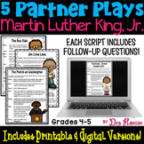 Partner Plays: Martin Luther King
