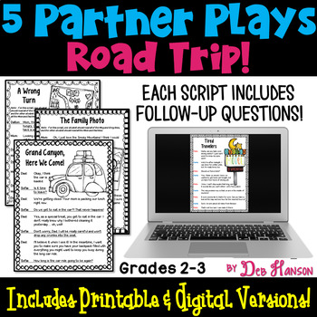 Partner Plays: Road Trip