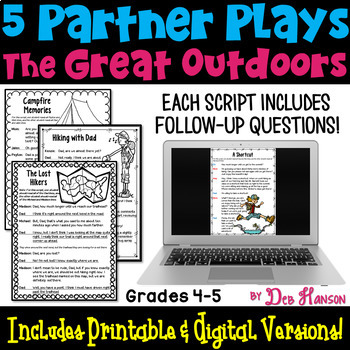 Partner Plays: The Great Outdoors