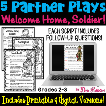 Partner Plays: Welcome Home, Soldier