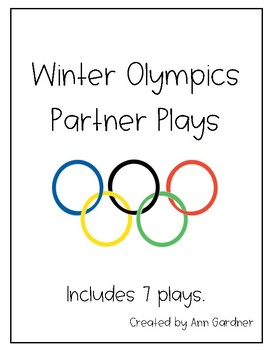 Partner Plays - Winter Olympics - 7 Plays