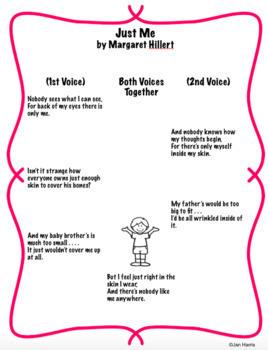 Partner Poems to Ponder for Building FLUENCY