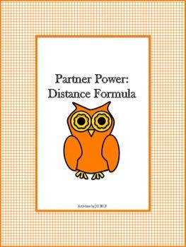 Partner Power: Distance Formula