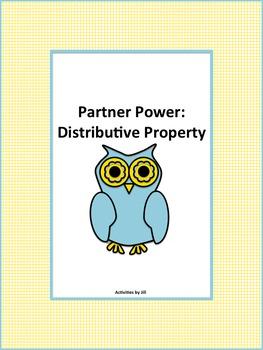 Partner Power: Distributive Property