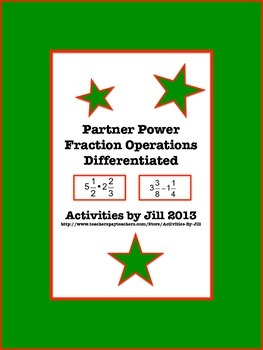 Partner Power: Fractions Differentiated