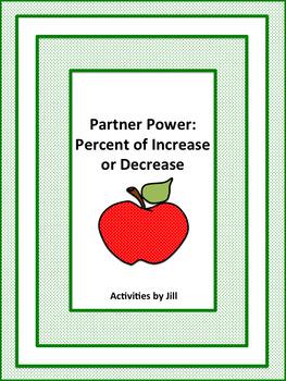 Partner Power: Percent of Increase or Decrease