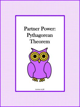 Partner Power: Pythagorean Theorem