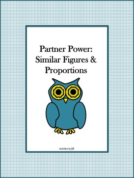 Partner Power: Similar Figures & Proportions