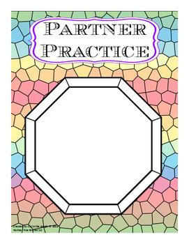 Spin a Buddy / Partner Pairing Organizer