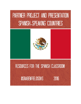 Partner Project and Presentation Spanish-Speaking Countries