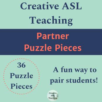 Partner Puzzle Pieces