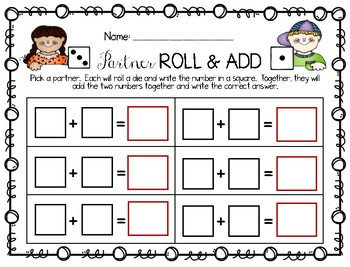 Partner ROLL & COUNT