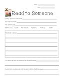 Partner Read Book Report