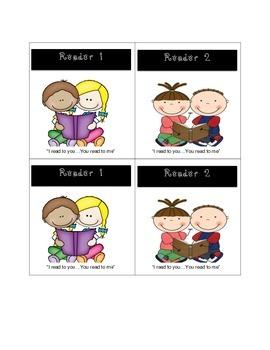 Partner Read Cards