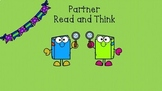 Partner Read and Think