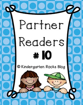 Partner Reader # 10 (Read to Someone)